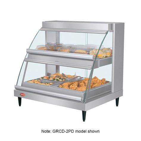 Countertop Food Display by Hatco Grcdh 2pd 32 5 Quot Self Service Countertop Heated