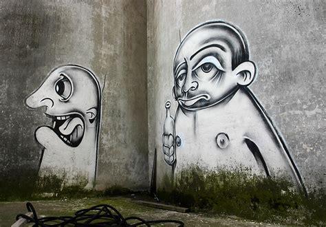 twist graffiti barry mcgee  gallery  flickr