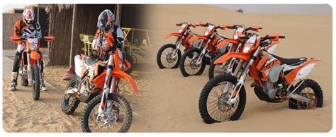 motocross bike hire ktm bikes for hire dubai ktm dirt bike tour ktm rental
