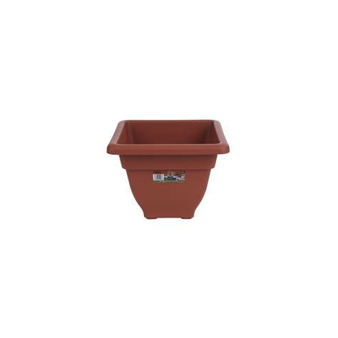 Planter Boxes Plastic by 36cm Square Plastic Planter From Plasticboxshop Uk