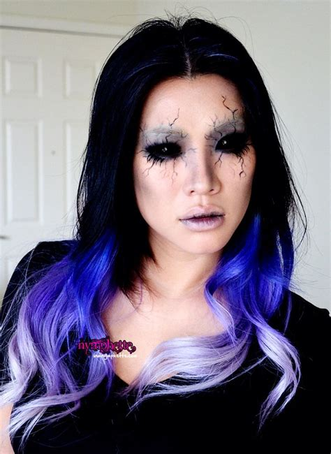 hair and makeup on deceased crazy awesome makeup through thy eyes i see the world