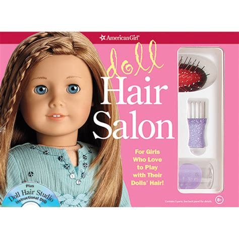 American Hairstyle Books For Salons by American Doll Hair Salon Activity Book Books