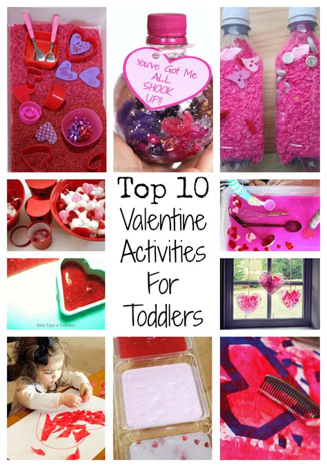 valentines activities top 10 valentine s day activities for toddlers