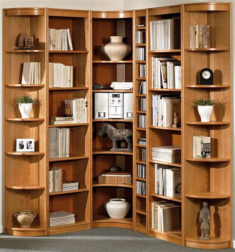 15 ideas of classic bookshelf design