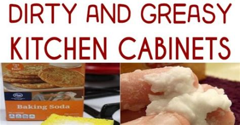 How To Clean Dirty Kitchen Cabinets by How To Clean Dirty And Greasy Kitchen Cabinets Cabinets