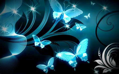 blue wallpaper with butterflies blue butterfly wallpapers wallpaper cave