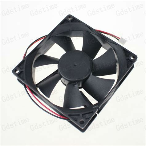 Fan 9 Cm 24v 2pcs lot gdstime 24v 24 volt 92mm 90mm 92x25mm 9cm axial