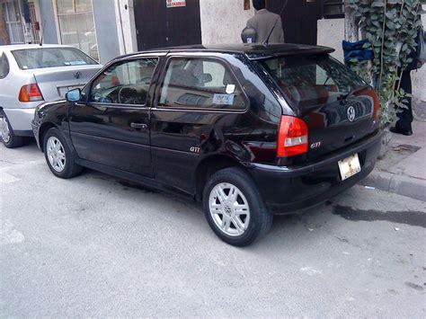 Volkswagen Pointer by File Volkswagen Pointer Gti Negro Tras Jpg