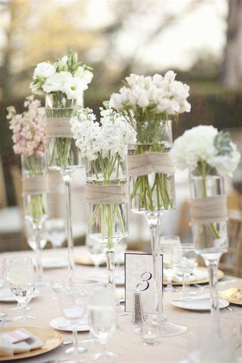Dollar Tree Vases Wedding by Beautiful Vases Made From Two Dollar Tree Items Vase And