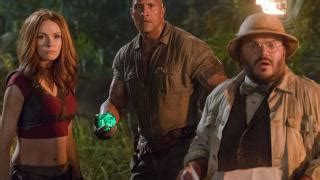 jumanji movie review for parents jumanji welcome to the jungle movie review
