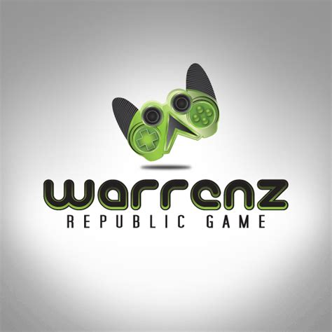 design a good game logo design needed for exciting new company warrenz