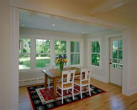 love  simple style sunroom dining room remodeling