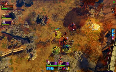 pc couch coop the settlers kingdoms of anteria is half city builder