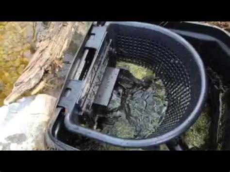 Aquascape Skimmer by How A Aquascape Pond Skimmer Filter Works