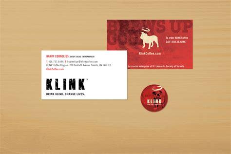 Coffe K Link klink coffee social enterprise branding marketing on behance