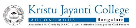 Kristu Jayanti College Mba Syllabus by Information About Mba School Kristu Jayanti College Mba