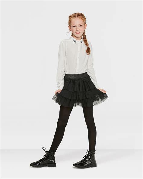 Rok Hana Polos 122 meisjes tule rok 79937993 we fashion