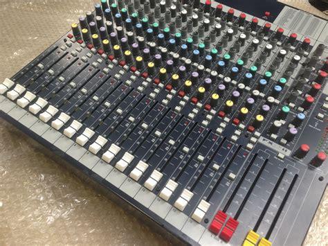 Mixer Soundcraft Fx 16 soundcraft fx 16 ii mixer mixing desk whybuynew