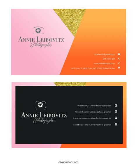 business card template ai 2015 premade business card template name card template