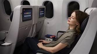 Round Duvet Photos Air France Boeing 787 9 Business Class Premium