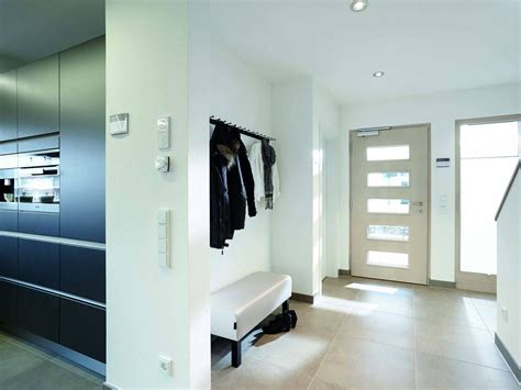 Flur Reihenhaus Gestalten by Garderobe Im Haus Neo 312 Fingerhaus Mit Musterhaus