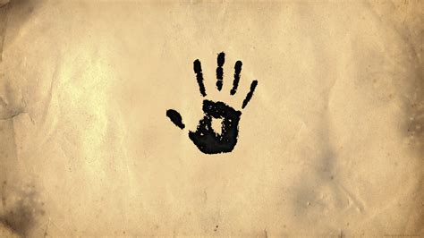hand wallpaper the hand print wallpapers and images wallpapers