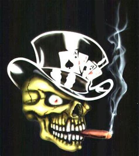 skull 8 reduced top hat cigar airbrush stencil template ebay