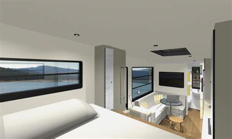 Rv Modern Interior by Custom Truck Rv Modern Motorhome Living Or A Tiny House