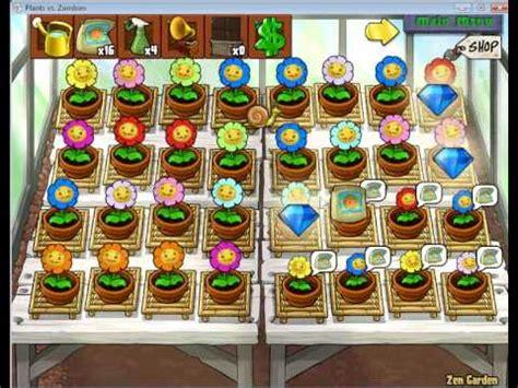 zen garten pvz plants vs zombies zen garden 128 000