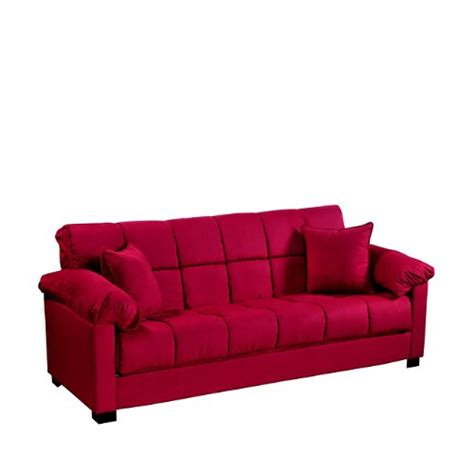 a couch red couch living room couch couch room