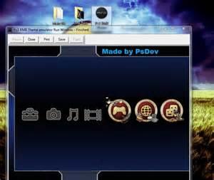 ps4 themes xmb ps3 xmb theme emulator pr 233 visualisez vos th 232 mes xmb ps3
