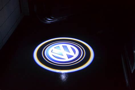 volkswagen light vw polo puddle lights