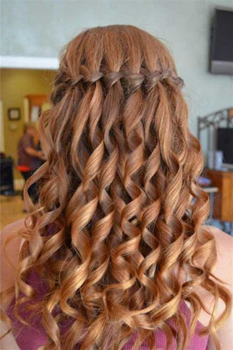 quick and easy hairstyles for curly hair for tweens 30 easy hairstyles for women long hairstyles 2016 2017