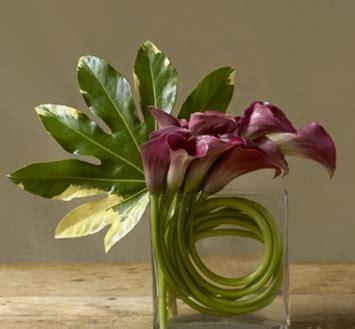 Single Flower Vase Centerpiece Contemporary Floral Arrangements Inspiration Pepperjack