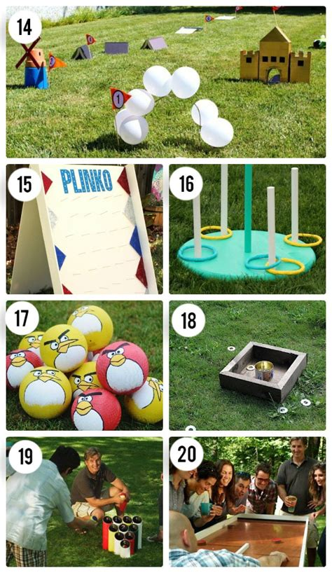 make your own house games