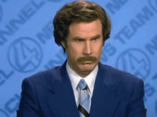 I Don T Believe You Meme - ron burgundy i don t believe you gif