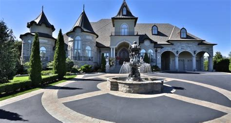 custom mansions magnificent custom mansion 3 298 000 cad pricey pads