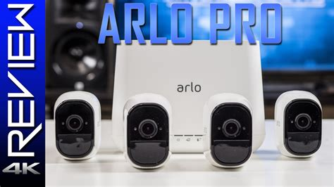 best security system netgear arlo pro review best wireless security