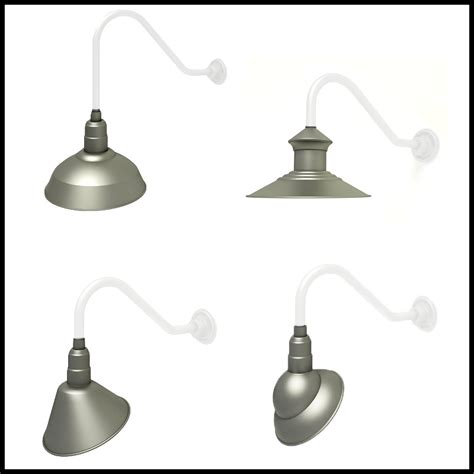 outdoor commercial light fixtures commercial gooseneck lighting outdoor gooseneck light