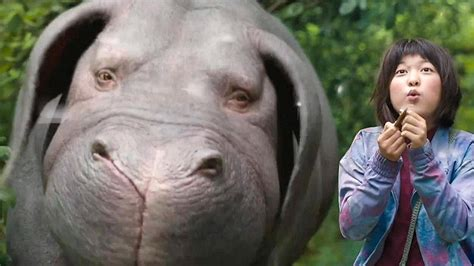 Film Giant Pig | giant pig movie okja in netflix and cinema controversy