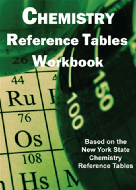 reference books in chemistry chemistry review textbooks regents prep