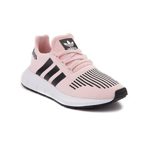 tween adidas run athletic shoe pink black 1436344 64 95 wish list in 2019