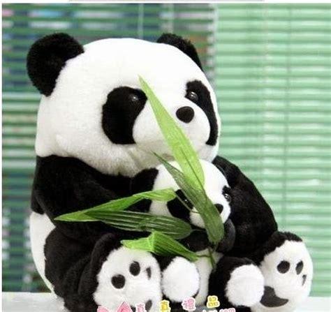 Boneka Panda Warna boneka grosir murah boneka panda besar