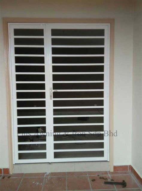 door grill design door grill window grille contractor malaysia