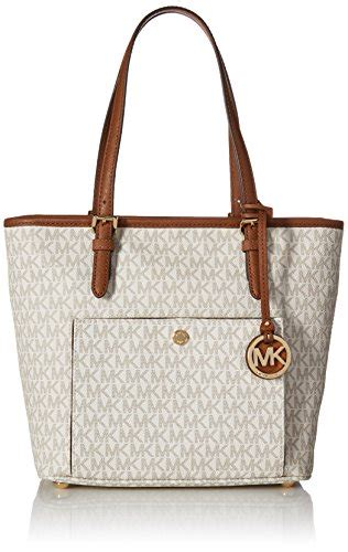 Tas New Mk Tote Bag Canvas Monogram pelican fashions bringing you daily deals in fashion