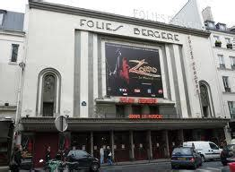 Folie Bergere Jean Paul by Folies Berg 232 Res Paris Programme Adresse Et Plan Du