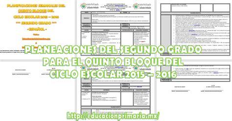 zona 114 planeaciones 2015 2016 planeaciones tercer grado 2015 2016 rosa elena curiel