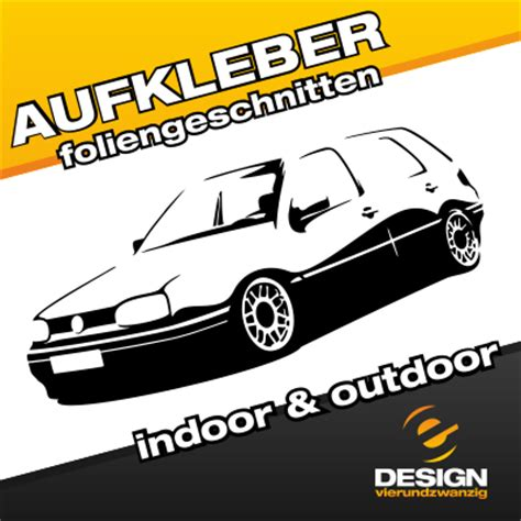 Vw Kult Aufkleber by E404 Vw Golf 3 Iii Gti Aufkleber Sticker Volkswagen Tuning