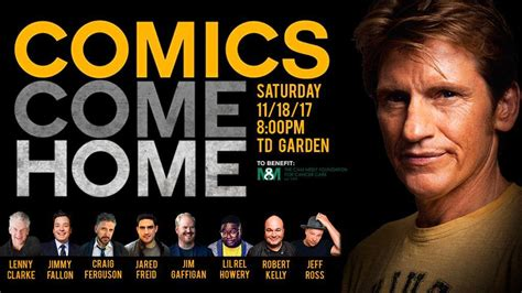 where s wanda denis leary s comics come home announces