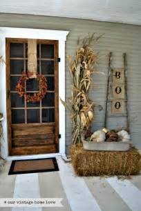 fall front door decor ideas the garden glove
